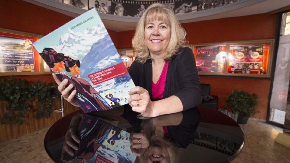 Sylvie Doriot Galofaro, historienne de l'art.