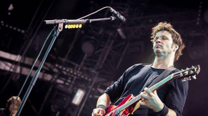 Alors que sa tournée touche à sa fin, le chanteur a expliqué dimanche à son public belge qu'il assistait à sa «dernière date».