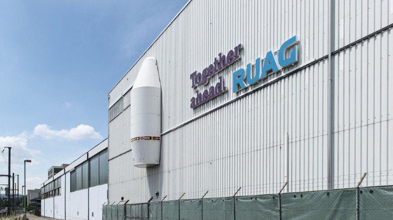 Ruag aurait engrangé en 2014 une marge de 12% grâce à la maintenance des avions de combat et des hélicoptères de l'armée suisse.