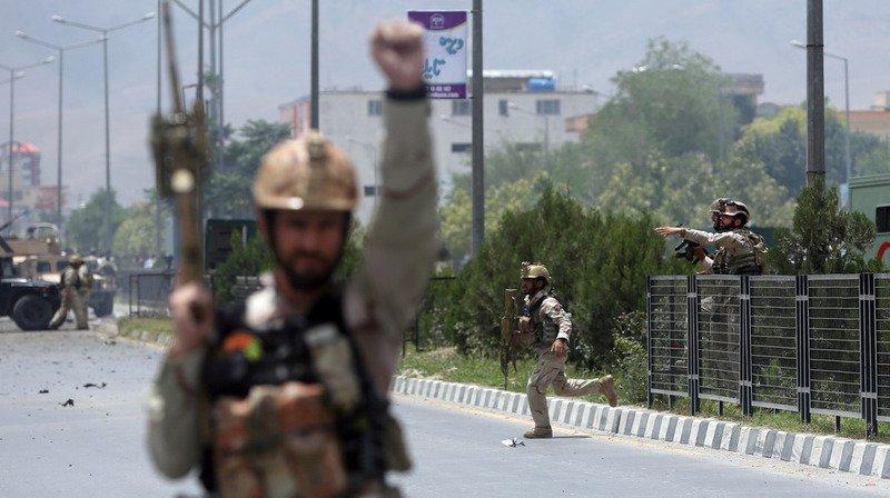 La trêve concerne les forces afghanes, mais les opérations des talibans contre les troupes étrangères vont, elles, continuer.