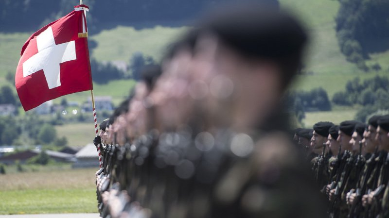 """L'armée suisse possède """"une cellule espace"""" qu'elle gardait secrète"""