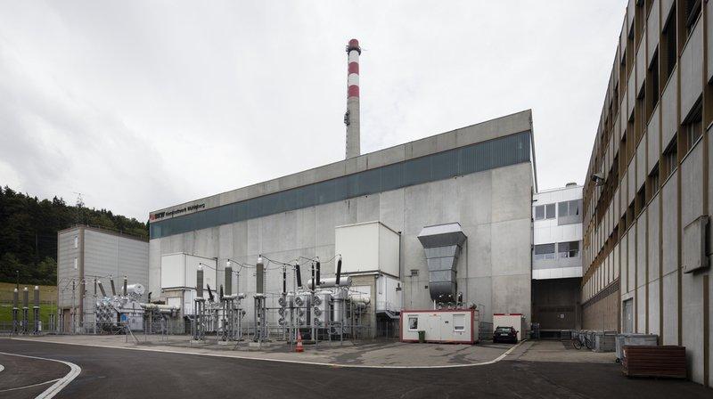 Nucléaire: le dispositif de sécurité de Mühleberg doit être complété