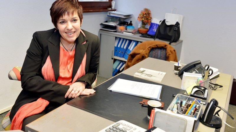 La présidente Muriel Favre-Torelloz peut avoir le sourie, les comptes de la commune sont bons.