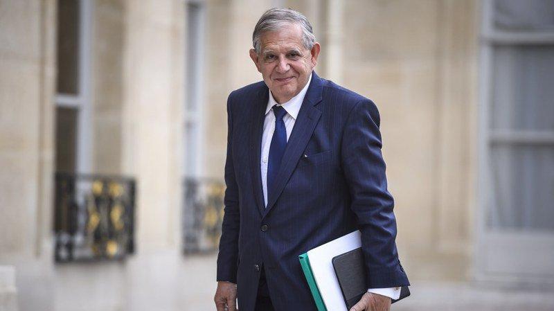 Le ministre de la Cohésion des Territoires Jacques Mézard a dit lundi qu'il souhaitait qu'il ne soit pas expulsé.