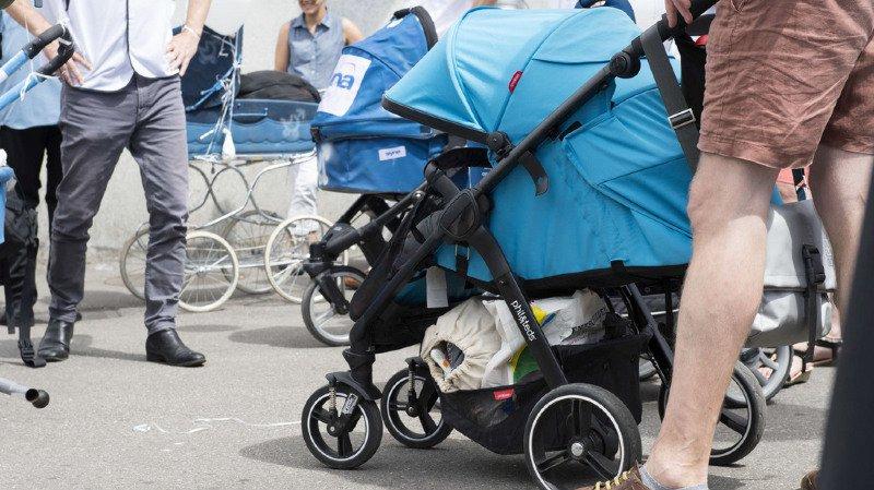 Quatre parlementaires valaisans pour quatre variantes d'un congé paternité: on vous explique qui défend quoi