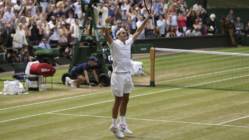 Wimbledon: Roger Federer sera tête de série numéro 1