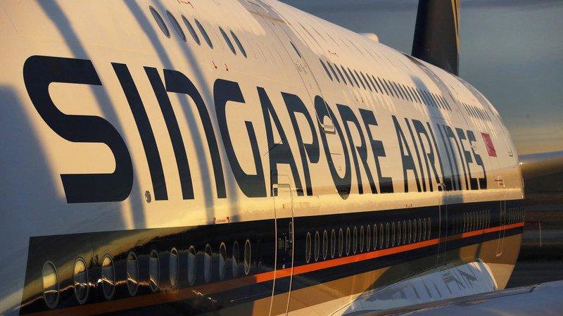 Transport aérien: Singapour Airlines lance en octobre le vol le plus long au monde