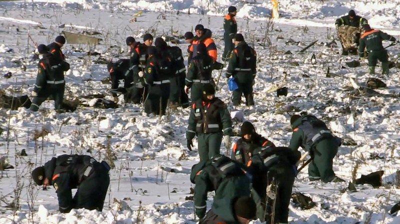 Le crash avait provoqué la mort de 71 personnes près de Moscou.