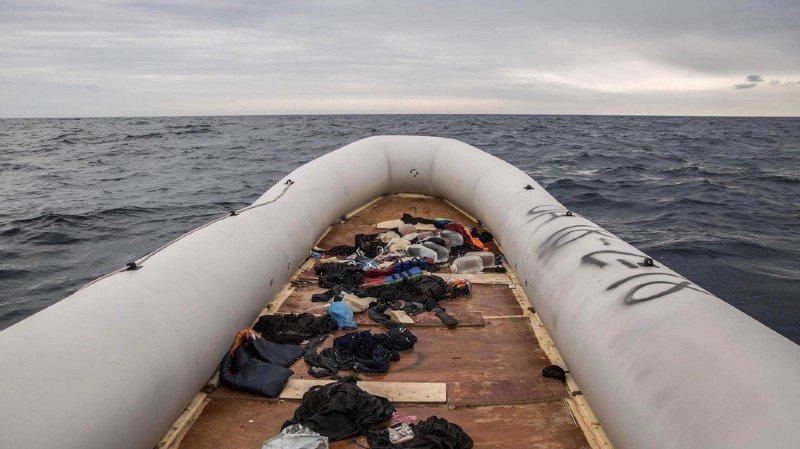 Crise migratoire: décès de neuf migrants, dont 6 enfants, en Méditerranée au large de la Turquie
