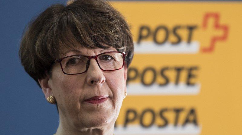 Scandale CarPostal: la directrice de La Poste Susanne Ruoff démissionne