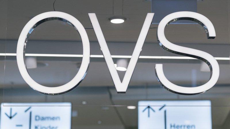 OVS avait repris les magasins Charles Vögele à l'automne 2016 via la société Sempione Retail. (Illustration)