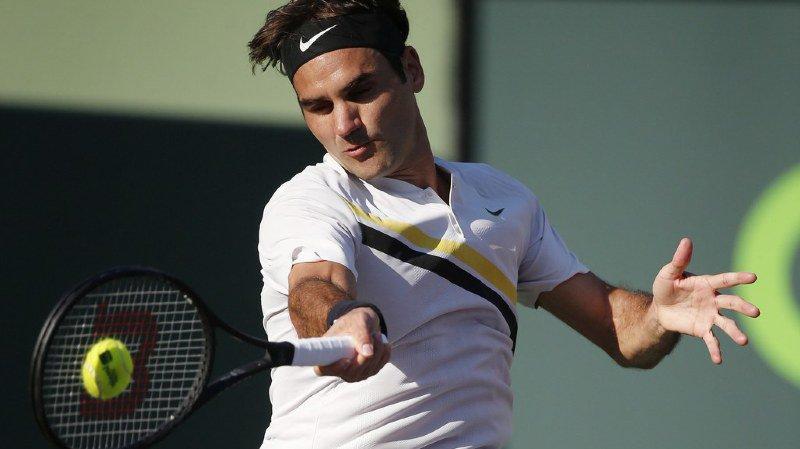 Roger Federer a gagné 77,2 millions de dollars en 2017