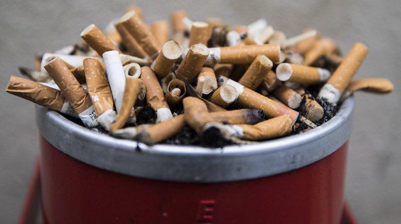Tabac: 6053 jeunes apprentis valaisans ont arrêté de fumer
