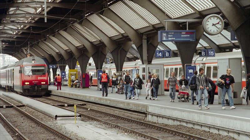 Environ deux millions de personnes devraient se déplacer en transports publics pendant cet été.
