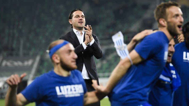 Le tacticien Gerardo Seoane quitte le FC Lucerne pour entraîner le champion en titre Young Boys.