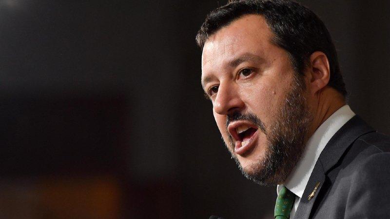 Italie: Salvini rejette les appels à la destitution du président