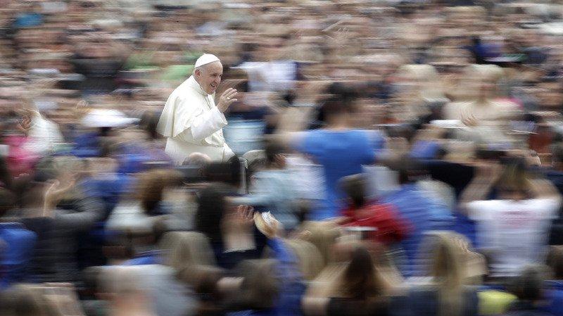 Visite du pape en Suisse: les 41'000 places disponibles pour la messe se sont arrachées
