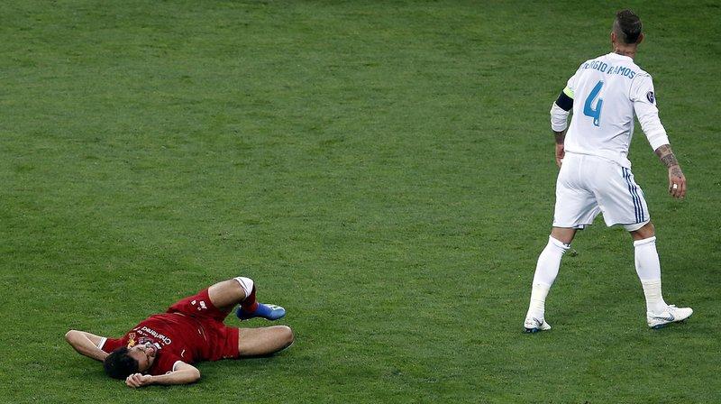 Coupe du monde: Salah, indisponible trois à quatre semaines, pourrait manquer les premières rencontres