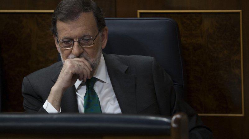 Espagne: le Premier ministre Mariano Rajoy destitué par une motion de censure, Pedro Sanchez le remplace