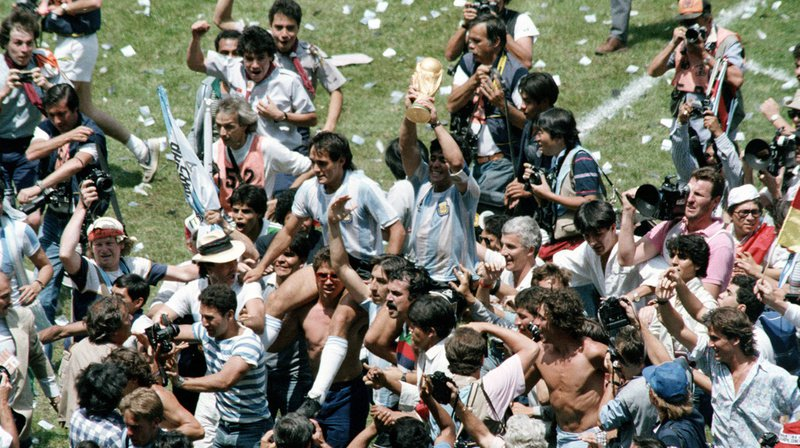 Coupe du monde: le top 5 des plus beaux buts de l'histoire de la compétition