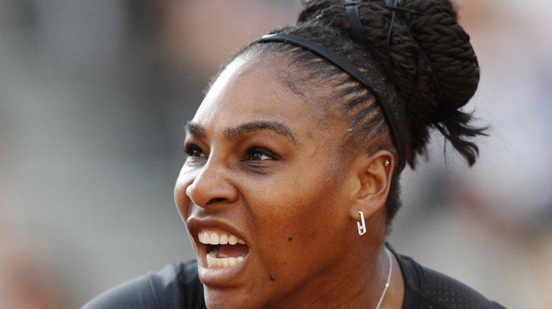 Tennis - Roland-Garros: blessée, Serena Williams déclare forfait