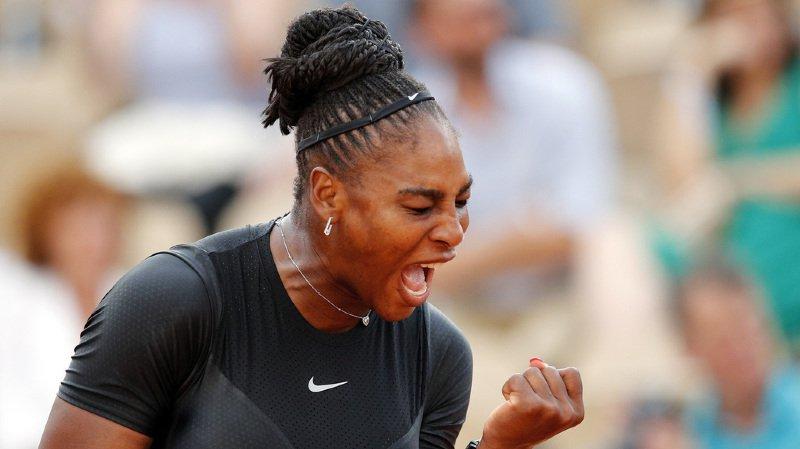 Roland-Garros: Serena Williams affrontera Maria Sharapova en huitièmes de finale