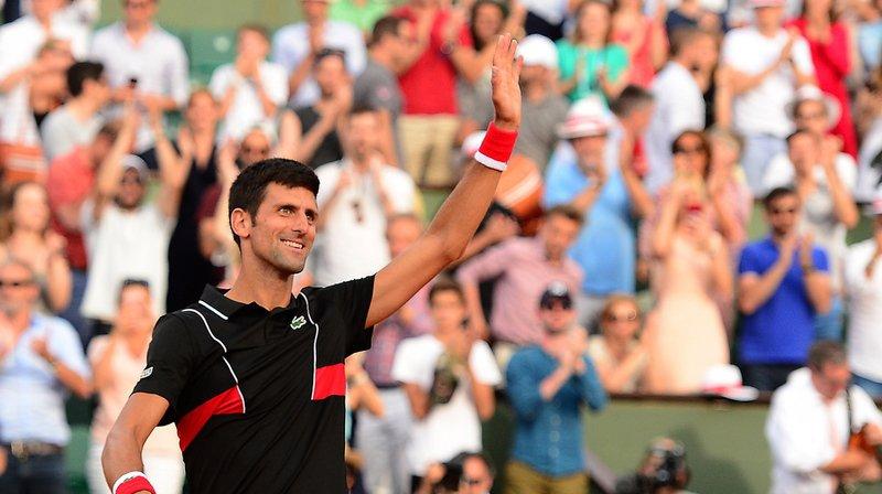 Roland-Garros: Djokovic rejoint les quarts de finale en trois sets face à Verdasco