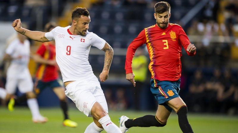 Coupe du monde 2018: pourquoi Haris Seferovic est-il si important?