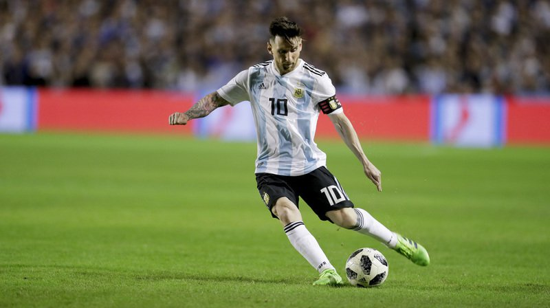 Coupe du monde 2018: le match amical Israël-Argentine annulé à cause des menaces contre Messi