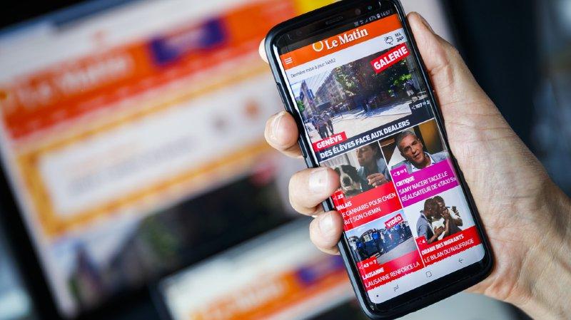 Le Matin devient une marque 100% numérique: jusqu'à 41 licenciements