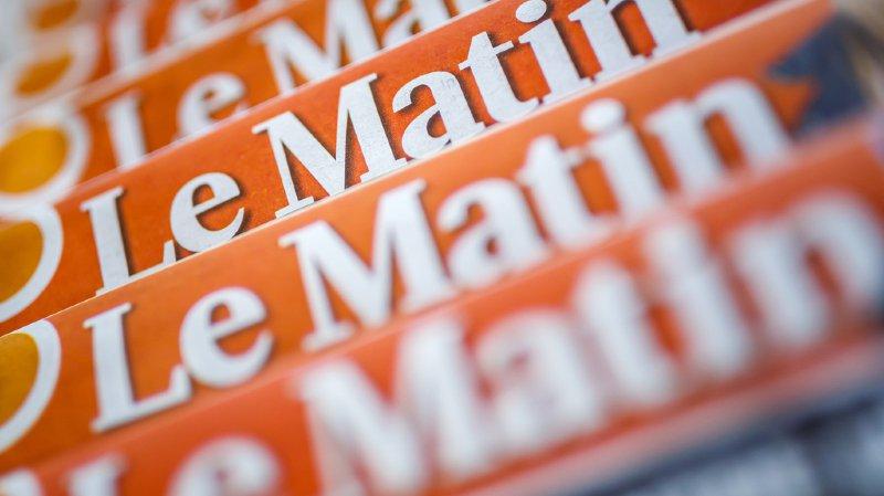 La version papier du journal Le Matin paraîtra pour la dernière fois le 21 juillet.