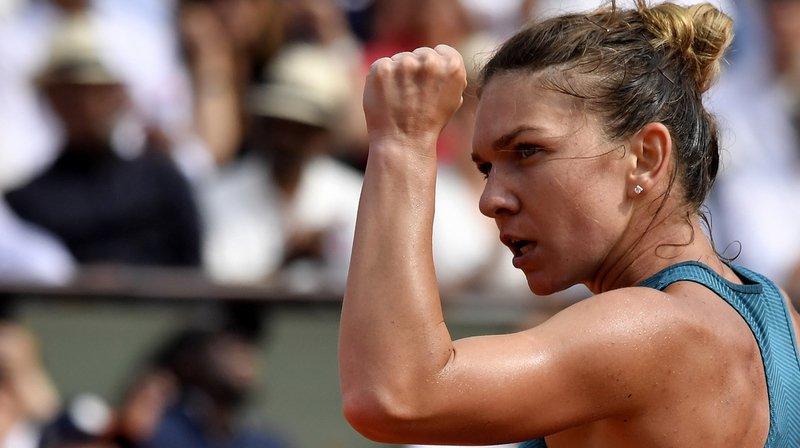 Tennis - Roland Garros: Simona Halep enfin titrée en Grand Chelem