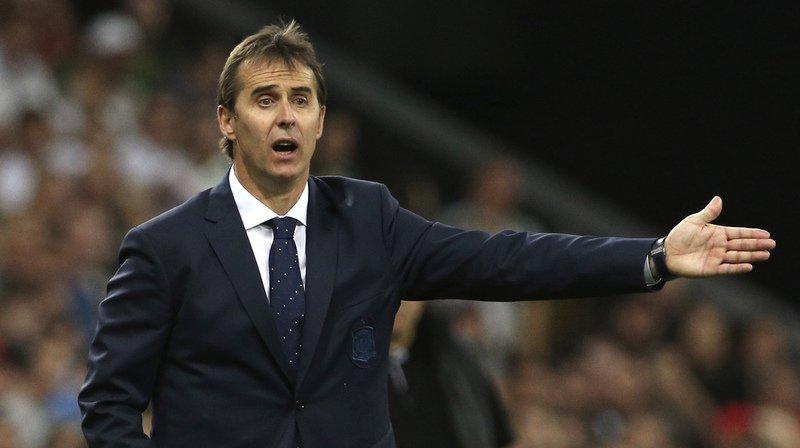 Coupe du monde 2018: l'Espagne vire Julen Lopetegui, son sélectionneur, à la veille du coup d'envoi, Hierro assure l'intérim