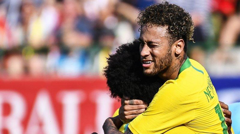 Coupe du monde 2018: comment arrêter Neymar?