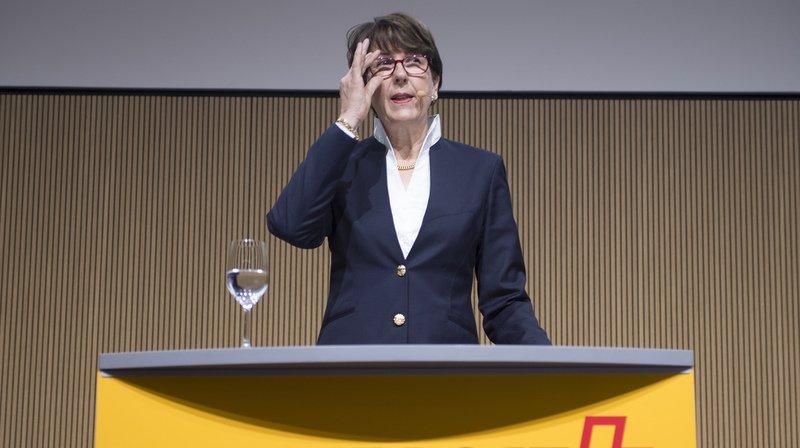 Susanne Ruoff, directrice de La Poste, a démissionné à la suite du scandale de CarPostal. Elle a promis que les subventions publiques indûment touchées – 90millions de francs, dont 4,8 pour le canton du Valais – seraient intégralement remboursées.