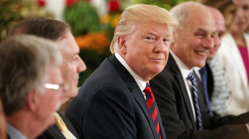 Singapour: Trump optimiste à la veille de son tête-à-tête historique avec Kim