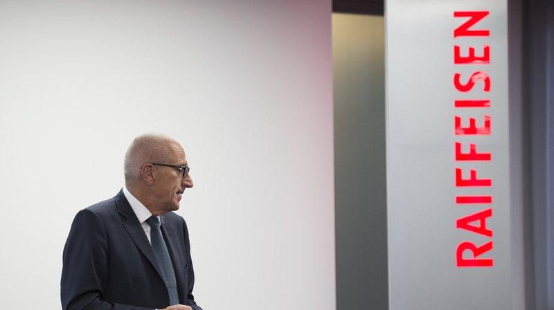 M. Vincenz a multiplié les prises de positions dans des entreprises, débouchant sur des cumuls de fonction et des conflits d'intérêts (archives).
