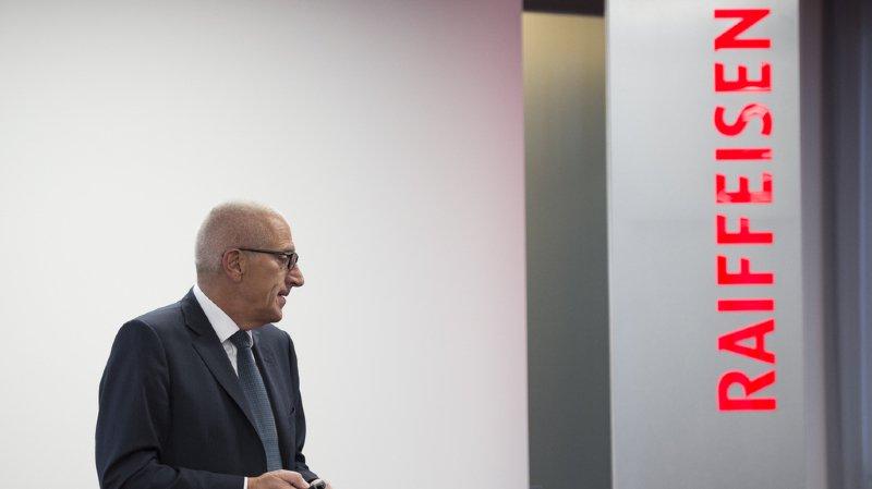 Banques: Pierin Vincenz, l'ancien patron de Raiffeisen, libéré après 106 jours passés en prison