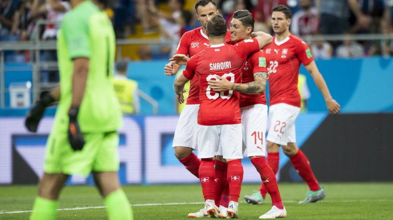 Coupe du monde 2018: l'équipe de Suisse balaie les interrogations et inspire confiance