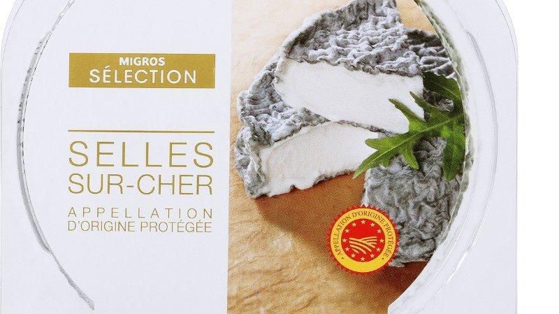 Salmonelles: Rappel de fromages