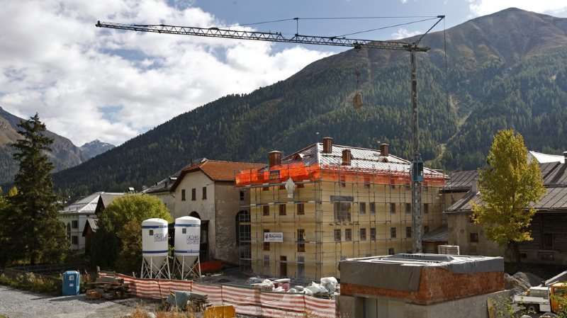 Immobilier: le Conseil fédéral renonce à durcir la Lex Koller