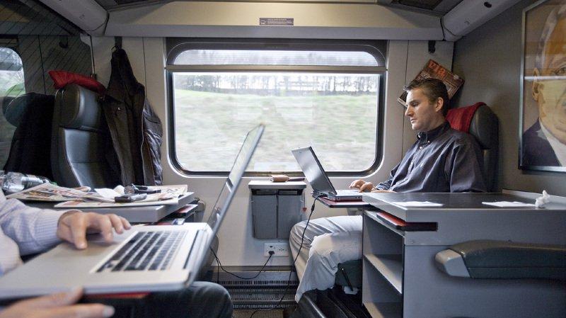 Les CFF vont enfin proposer un accès gratuit à Internet dans leurs trains