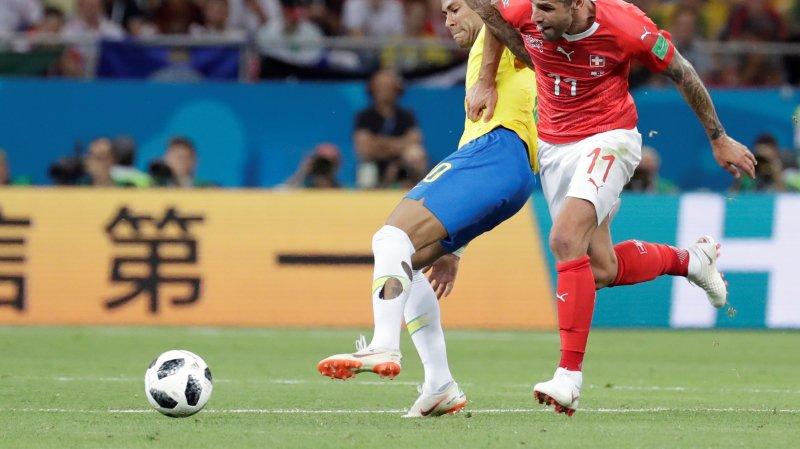 Le Brésil surpris d'entrée par la Suisse — International
