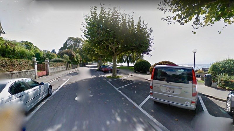 Le corps a été retrouvé dans le secteur des Bains publics à l'ouest de Vevey.