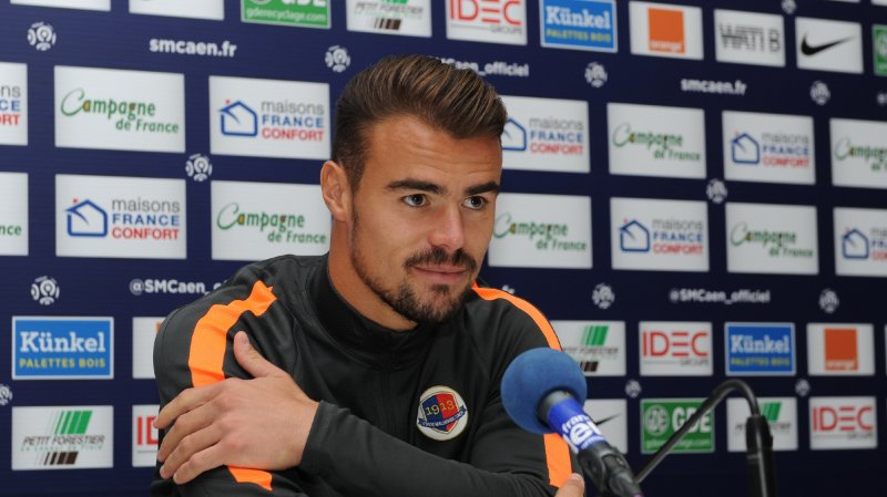 Le FC Sion serait intéressé par le défenseur central de Caen Damien Da Silva