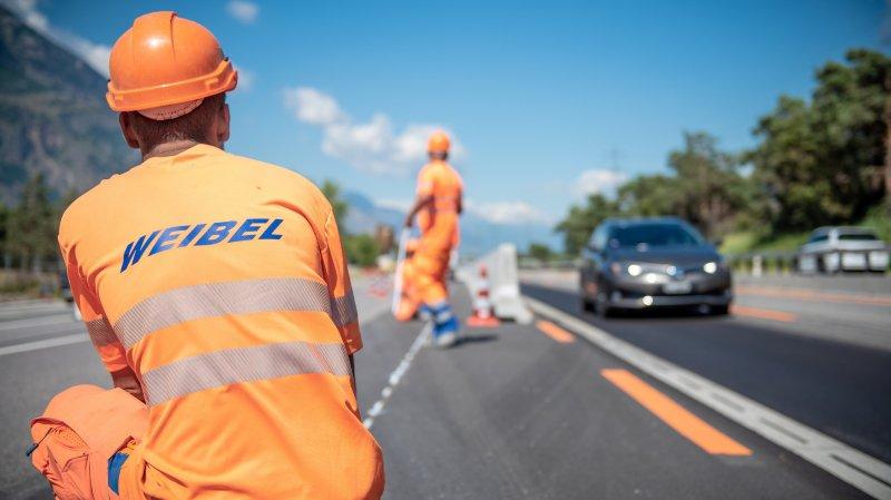 Chantiers routiers: gare à la mise en danger des travailleurs