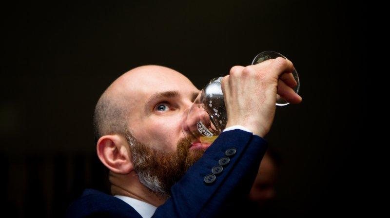 Le biérologue et sommelier de la bière reconnu Cyril Hubert animera des ateliers de dégustation samedi et dimanche.