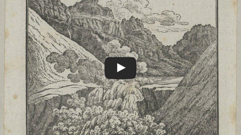Valais: la catastrophe du Giétro a ravagé le Val de Bagnes et Martigny, que s'est-il passé le 16juin 1818?