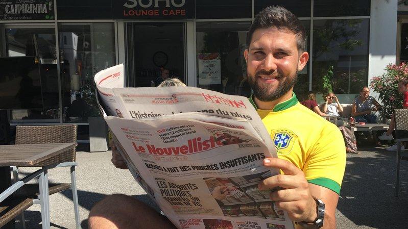 Coupe du monde 2018: ils portent un regarde croisé sur le foot au Brésil et en Suisse
