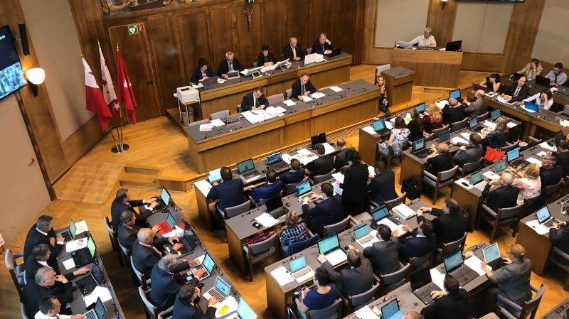Etat du Valais: 841millions de francs ont été mis de côté